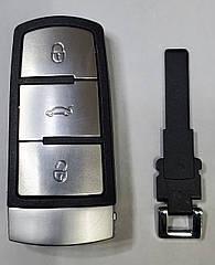 Ключ Volkswagen 3C0 959 752 BA 434 МГц чип ID48 для VW Passat B6, B7