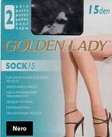 "Носки Golden Lady ""Sock"" 15 den 2 пары"