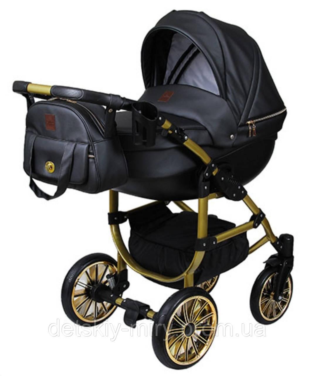 Детская универсальная коляска 2 в 1 Novita Perla - фото 1