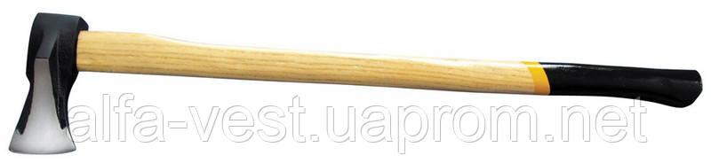 Топор-колун 2000 г рукоятка 900 мм из твердого дерева MASTERTOOL 05-0132