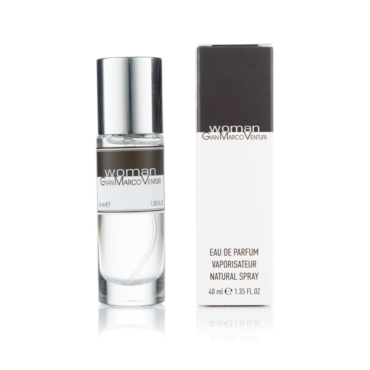 Женский мини парфюм Gian Marco Venturi Woman - 40 мл (320)