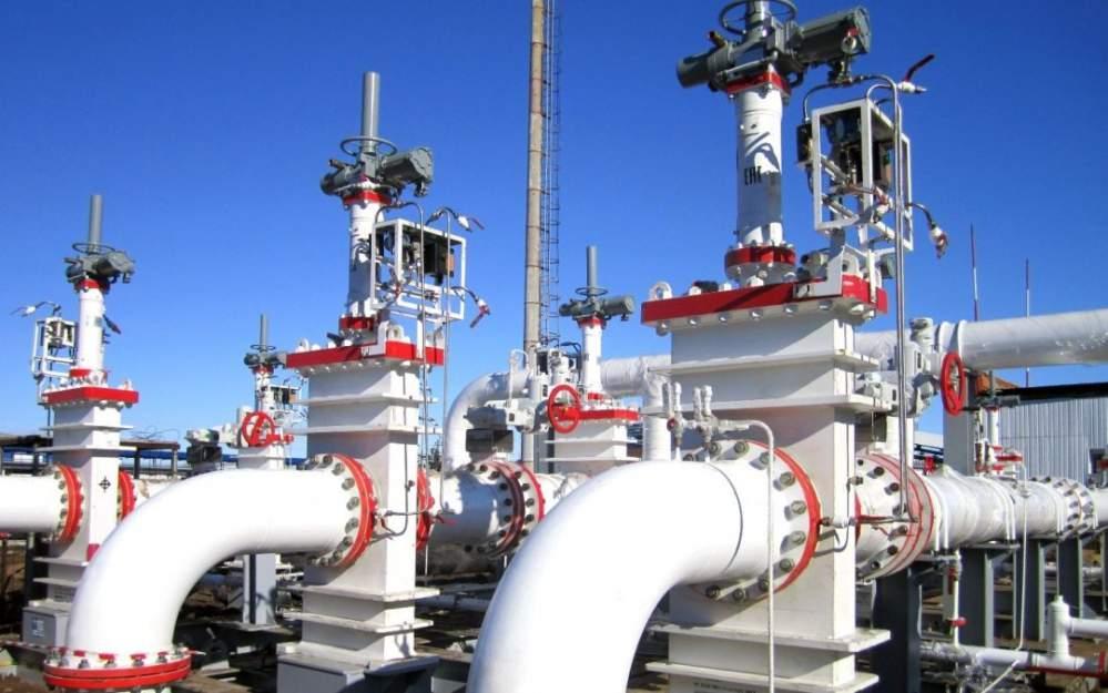 Системы покрытия для защиты запорной арматуры, перильного ограждения, эстакад на нефтебазах