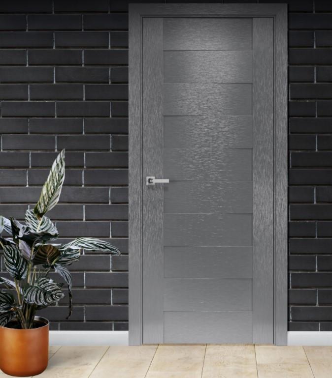 Межкомнатные двери Мюнхен глухое полотно