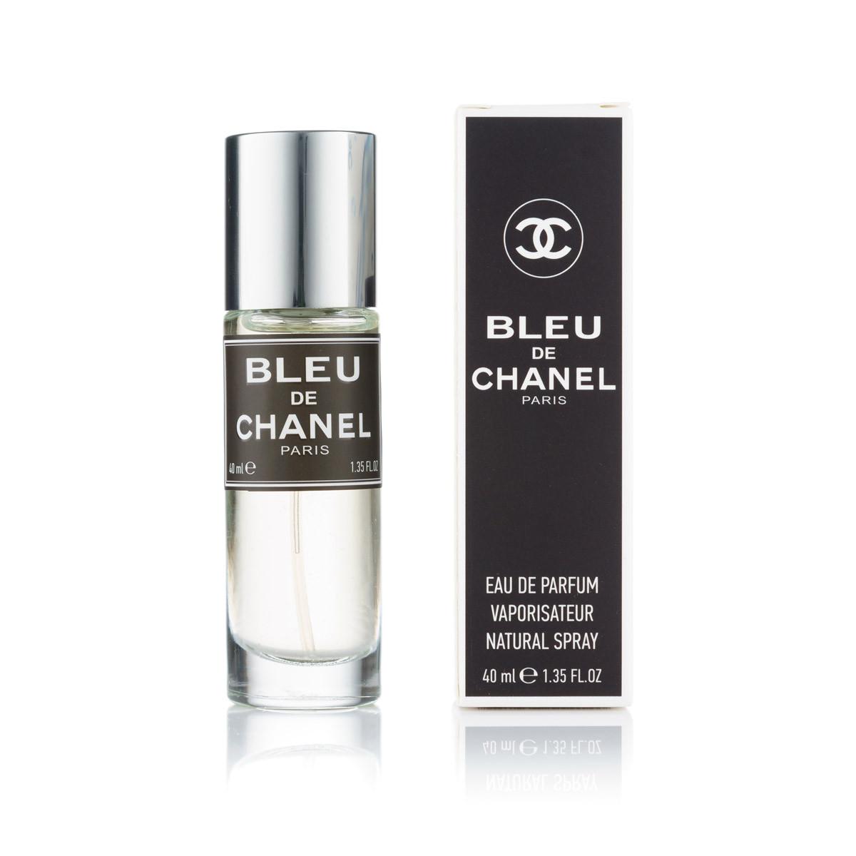 Мужской мини парфюм Bleu de Chan. - 40 мл (320)