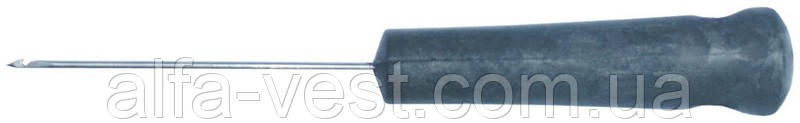 Шило 140 мм с крючком пластиковая ручка ГОСПОДАР 14-0700