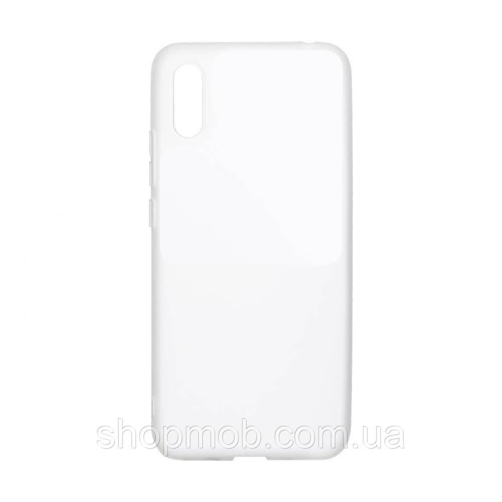 Чохол Bright Silicone for Xiaomi Redmi 9A Колір Білий