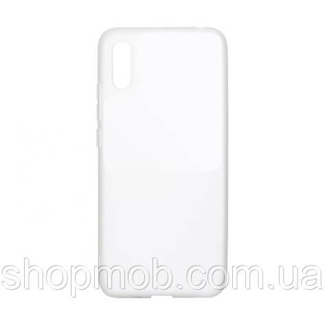 Чохол Bright Silicone for Xiaomi Redmi 9A Колір Білий, фото 2