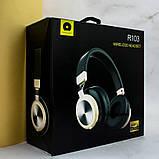 Беспроводные полноразмерные наушники WUW Wireless Bluetooth headset R103, фото 2