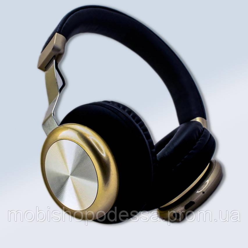 Беспроводные полноразмерные наушники WUW Wireless Bluetooth headset R103