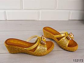 """Тапочки дитячі, бежеві """"Dori"""" еко шкіра, босоніжки дитячі, сандалі дитячі, дитяче взуття повсякденна"""