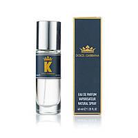 Мужской мини -парфюм Dolce&Gabbana K  - 40 мл (320)