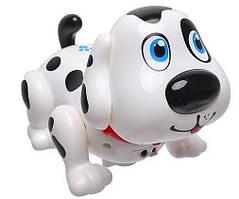 Интерактивная игрушка собачка Лакки 7110