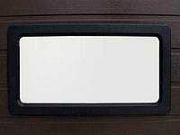 Alutech W046 Окно врезное для ворот 637х334мм, прямоугольная , фото 1