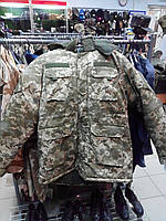 Куртка утепл. уставная