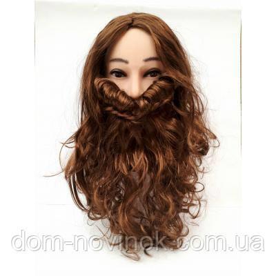 Набор парик и борода Хагрид (Гарри Поттер)
