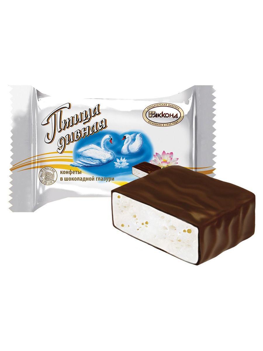Конфеты Птица Дивная 1 кг. ТМ Аконд