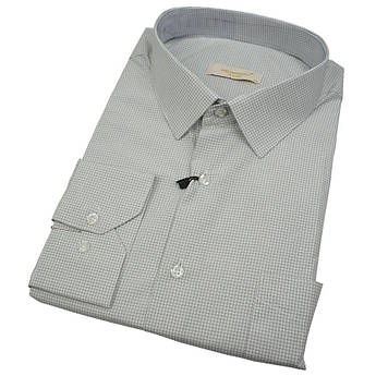 Класична чоловіча сорочка довгий рукав Negredo 560 BDC 18 у великому розмірі