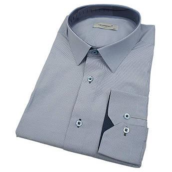 Чоловіча приталена сорочка Negredo 560 BDS 11 у великих розмірах