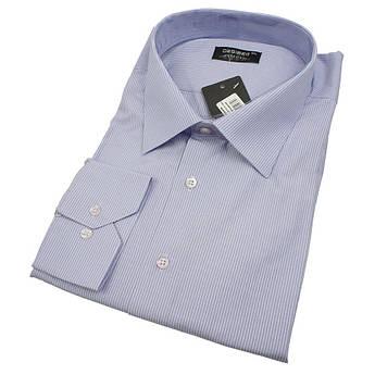 Класична чоловіча сорочка в смужку Desibel 0330 BDC 09
