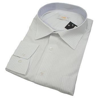 Біла чоловіча класична сорочка Desibel 0330 BDC 05