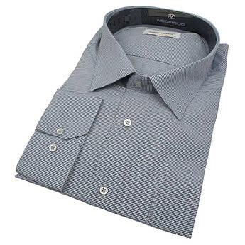 Класична чоловіча сорочка довгий рукав Negredo 560 BDC 02 великий розмір