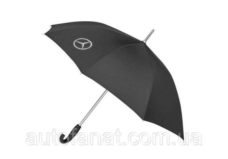 Оригинальный зонт-трость Mercedes Stick Umbrella, Black NM (B66958960)