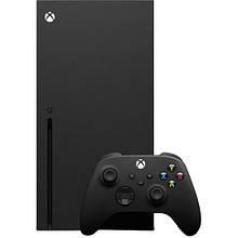 Стаціонарна ігрова приставка Microsoft Xbox Series X 1TB