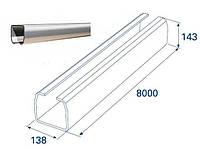 Doorhan DHS202080 Консольная труба для откатных ворот, 1200кг