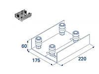Doorhan DHS08 Устройство направляющее универсальное для откатных ворот