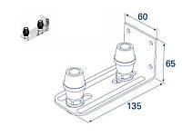 Doorhan DHS23 Устройство направляющее универсальное однорядное для откатных ворот