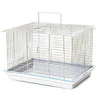 """Клетка для грызунов """"Кролик макси """" 565×400×360 цинк"""