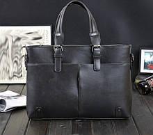 Мужской деловой портфель сумка для документов