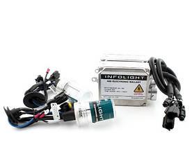 Комплект ксенонового света Infolight Standart HВ3 6000K 50W (P101080)