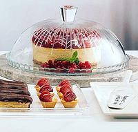 Блюдо для торта с крышкой Pasabahce Patisserie 96873 - 32см, фото 1
