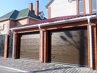 Doorhan RSD 02 Ворота гаражные секционные с торсионными пружинами