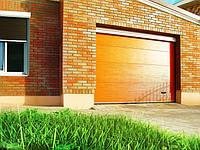 Alutech CLASSIC Ворота гаражные секционные с торсионными пружинами