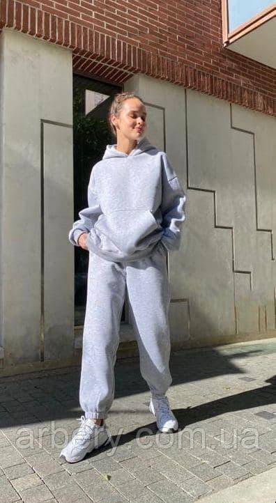 Женский прогулочный костюм на флисе Onesize