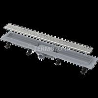 Водоотводящий желоб AlcaPlast APZ8-650M Simple