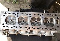 Головка блока цилиндров (ГБЦ)  (Chevrolet Lacetti 1,8) (Шевроле Лачетти 1.8)), фото 1