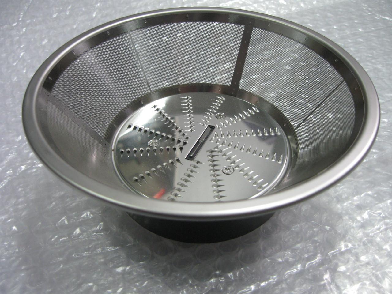 Микрофильтр (сито) из нержавеющей стали соковыжималки Bosch 00648221