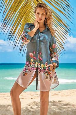Сукні і парео для пляжу та відпочинку