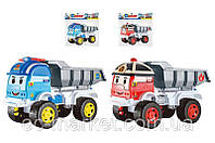 Вантажівка 929 Robocar POLI 2 види. 43*18*28