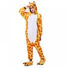 Пижамы женские Кигуруми Кигуруми Жираф, фото 2