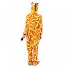 Пижамы женские Кигуруми Кигуруми Жираф, фото 3