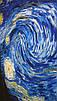 Плед Emmer Звездная ночь, флис 140*160, фото 4