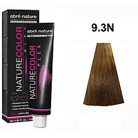 Безаміачна крем-фарба для волосся Abril et Nature Nature Color Plex 9.3 N Дуже світло-золотистий русявий 120 мл