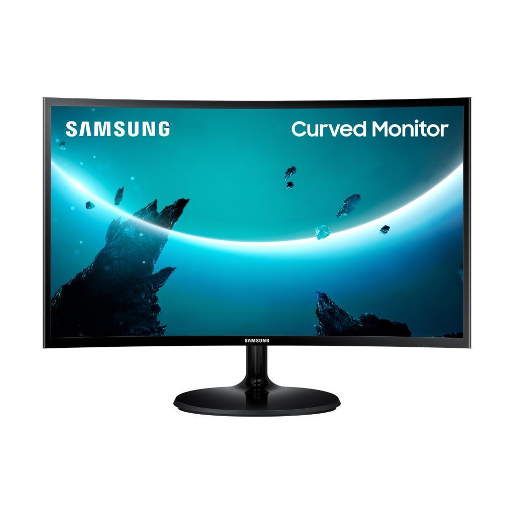 """Монитор Samsung C24F390FHI (LC24F390FHIXCI) 23.5"""" Черный"""