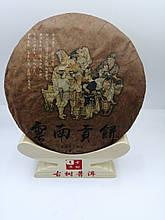 Чай Доктор пуэр Aged Yunnan Tribute Pu-erh Cake 2009 400g