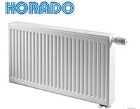 Стальной радиатор Korado 11 тип 300H x400L нижнее подключение