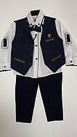 Детские нарядные костюмы, костюмы для мальчиков 86-11031